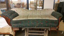 Alte Mobel Restaurieren Sofa Vorher Nachher Georg Geschier Sohne